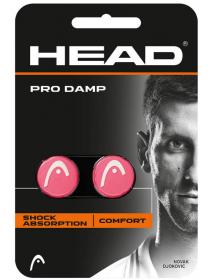 HEAD PRO DAMP rose / blanc (2 pièces)