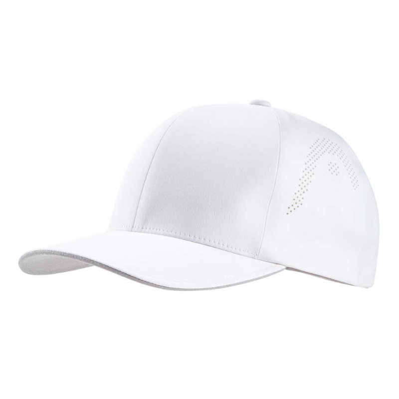 HEAD Delta Cap (white)