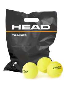 HEAD TRAINER POLYBAG (72 tennis balls)