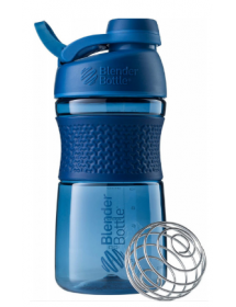 BlenderBottle SportMixer Twist navy (590ml)