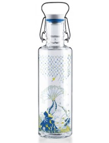 Soulbottle corals with handle (0.6l)