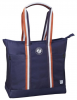 Wilson Roland Garros Tote Sports Bag (blue / brown)