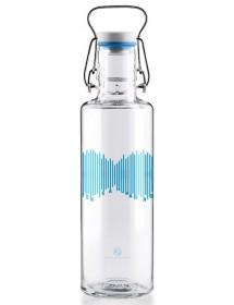 Soulbottle Water is a human right avec poignée (0,6l)