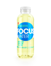 FOCUS WATER antiox lemon/lime (12x50cl)
