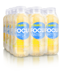 FOCUS WATER active pineapple / mango (12x50cl)