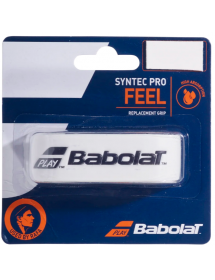 Babolat Syntec Pro Grip weiss