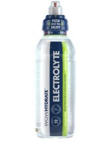 WOW HYDRATE Electrolyte & Vitamin Wasser Lemon / Lime (500ml)